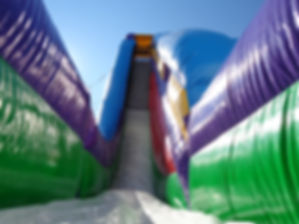 Edge Giant Slide Rentals