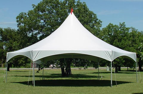 High Peak Event Tent Rentals