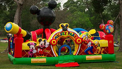 Stone Mountain Toddler Inflatable Rental