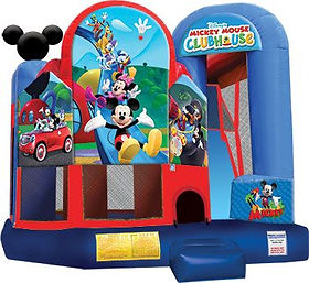 Mickey Mouse Clubhouse Corporate Carnival Event Inflatable Rental