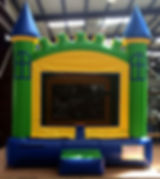 Castle Bounce House Event Rental
