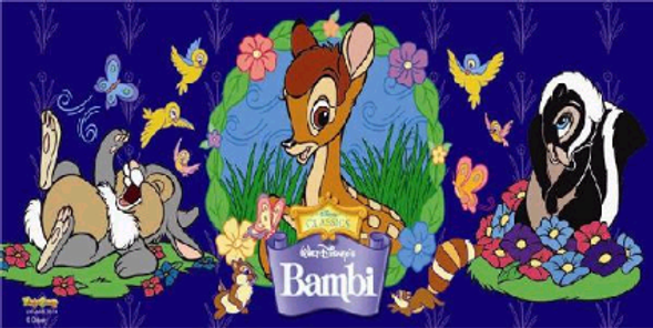 Bambi bouncer rentals
