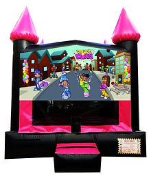 Dance Party Inflatable Rentals