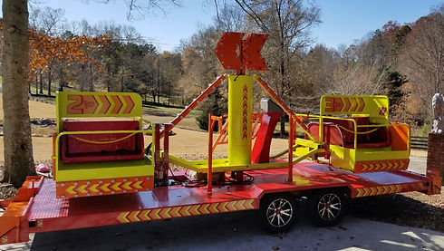 Super Sonic Carnival Ride