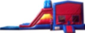 Inflatable Super Combo Waterslide