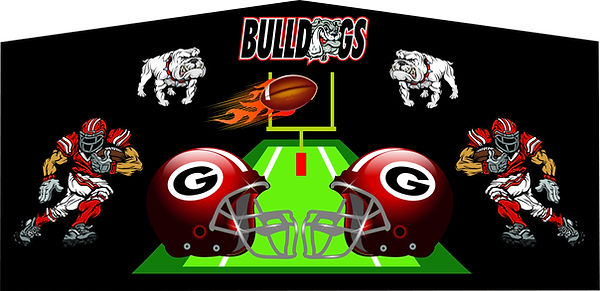 Bulldog Inflatable Bounce House Rentals