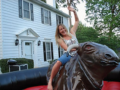 Mechanical Bull Rentals for Corporate Events, Church and School Carnivals and Festivals
