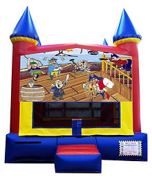 Pirate Inflatable Rentals