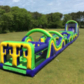 Radical Run Event Obstacle Course