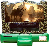Dinosaur Land Camo Bounce House w.jpg