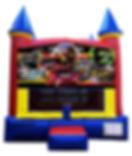 Race Car Inflatable Rental