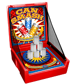 Can Smash Carnival Event Game