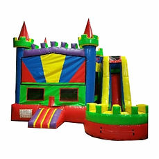 Corporate Event Inflatable Bouncer Combo Rental