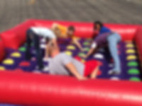 Twister Inflatable Interactive Game