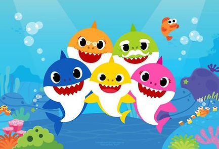 Baby Shark Inflatable Rentals