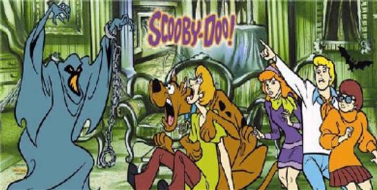 Scooby moonwalk rentals for Halloween!