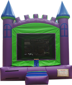 Castle Bounce House Event Party Rental
