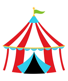 Carnival or Circus Inflatables