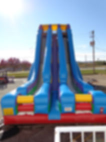 Giant Inflatable Slide Rentals