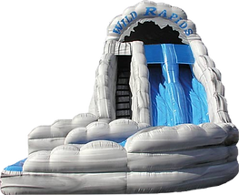 Wild Rapids Water Slide Rentals