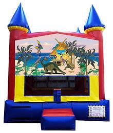 Jurassic Park Inflatable Rentals