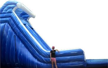 Ocean in Motion Water Slide Rental