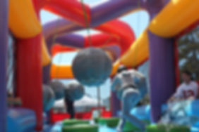Boulder Dash Corporate Event Obstacle Course Rental