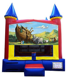 Noahs Ark Inflatable Rentals