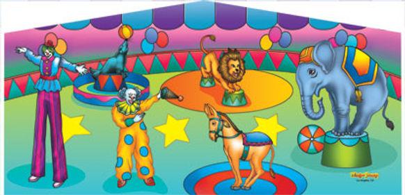 Circus Jump house rental