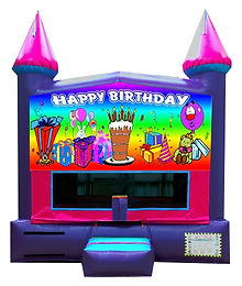 Happy Birthday Inflatable Rental