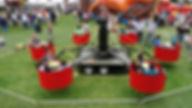Tubs of Fun Carnival Ride Rental