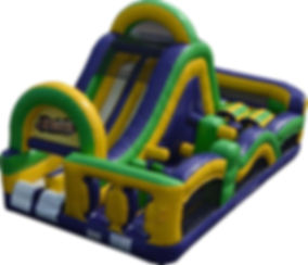 Xtreme Event Obstacle Course Rental