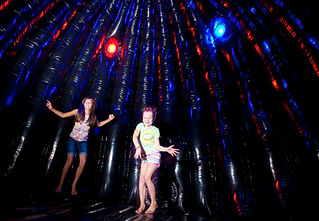 Dancing Dome Inflatable