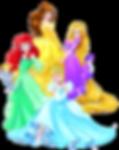 Disney Princess, Little Mermaid and Frozen bouncer rentals