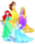 Disney Princess, Little Mermaid and Frozen Inflatables to rent!