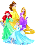 Disney Princess, Little Mermaid, and Frozen Inflatable Rentals