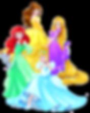 Disney Princess Moonwalk rentals