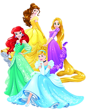 Disney Princess Moonwalk rentals