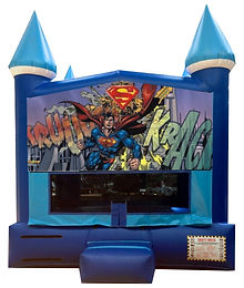 Superman Inflatable Rentals