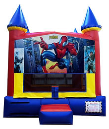 Spiderman Inflatable Rental