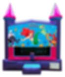 Arial Little Mermaid Inflatable Rental