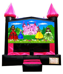 Princess Castle Rentals