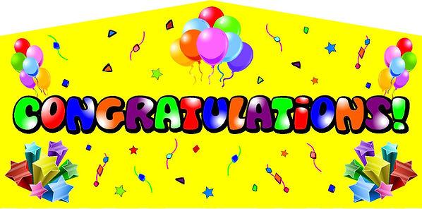 Congratulations Jump house rental