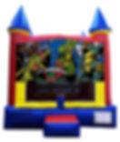 TMNT Inflatable Rental