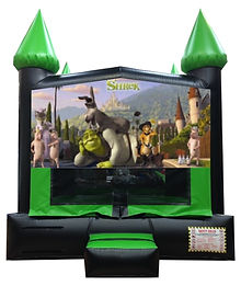 Shrek Inflatable Rentals