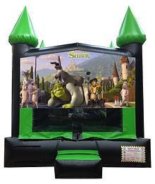 Shrek Inflatable Rentals