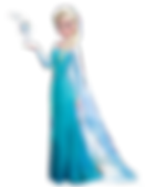 Elsa Frozen moonwalk rentals