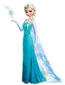 Elsa Frozen moonwalk rentals