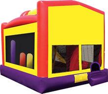bouncer slide rental