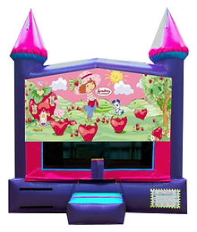 Strawberry Shortcake Inflatable Rentals